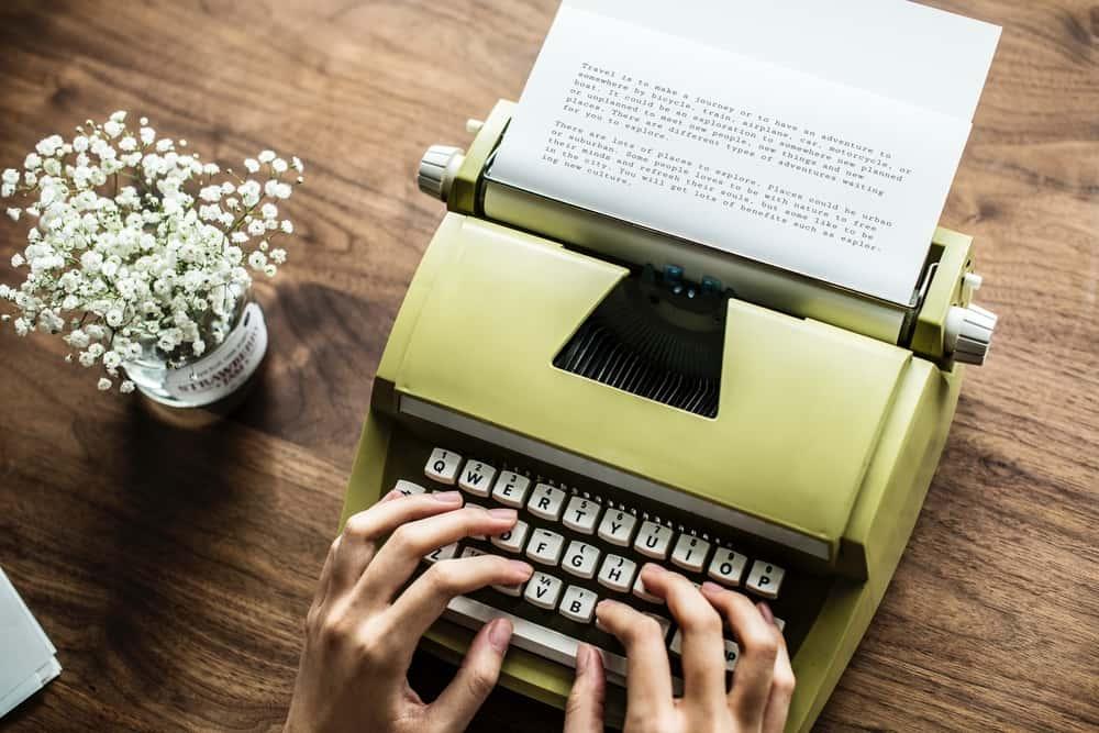 schrijfstijl